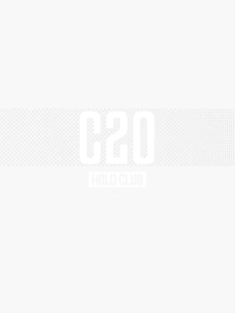 CRYPTO20 (C20) Crypto Hold Club von ridezza