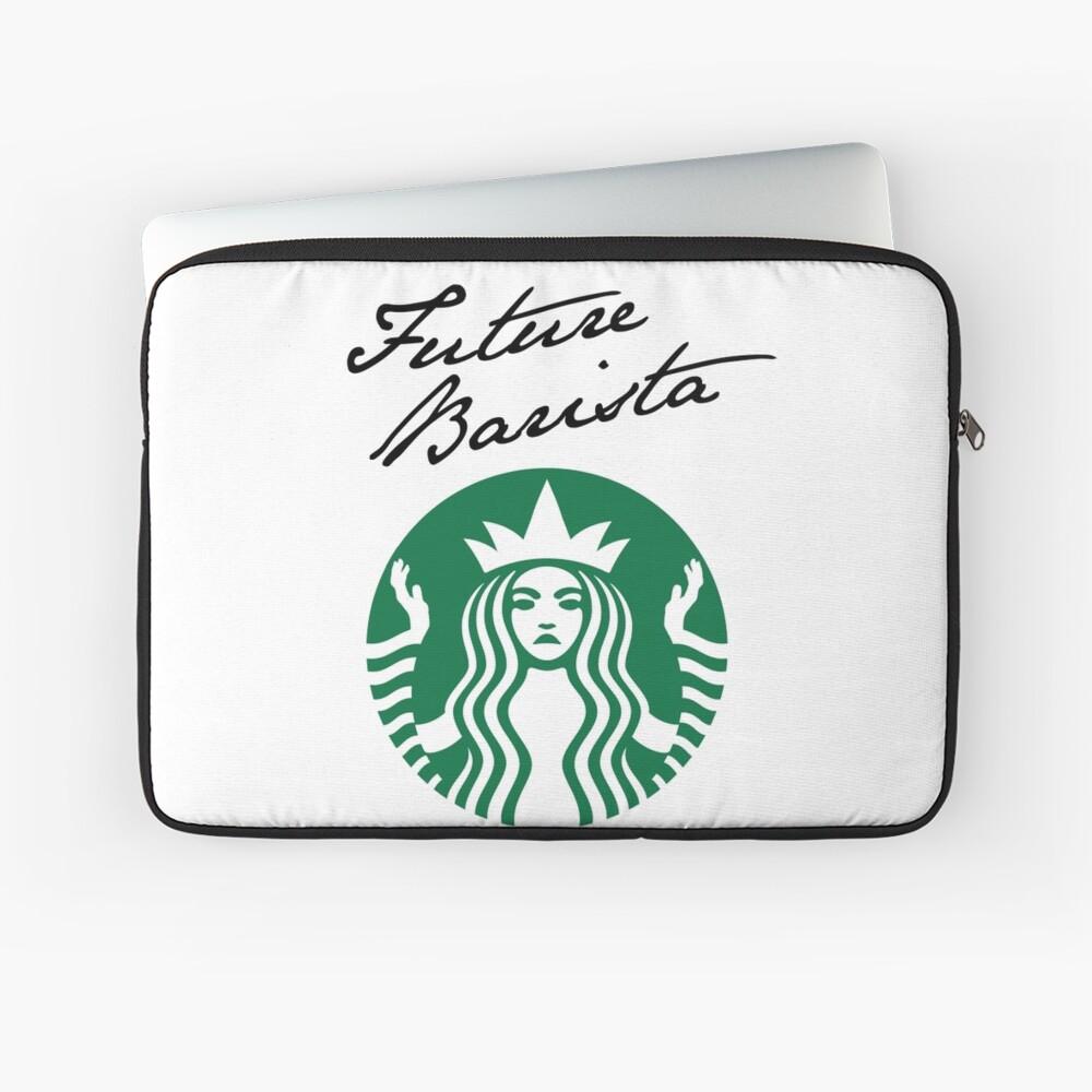 Future Barista Laptop Sleeve