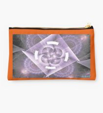 Quantum Abstract Studio Pouch