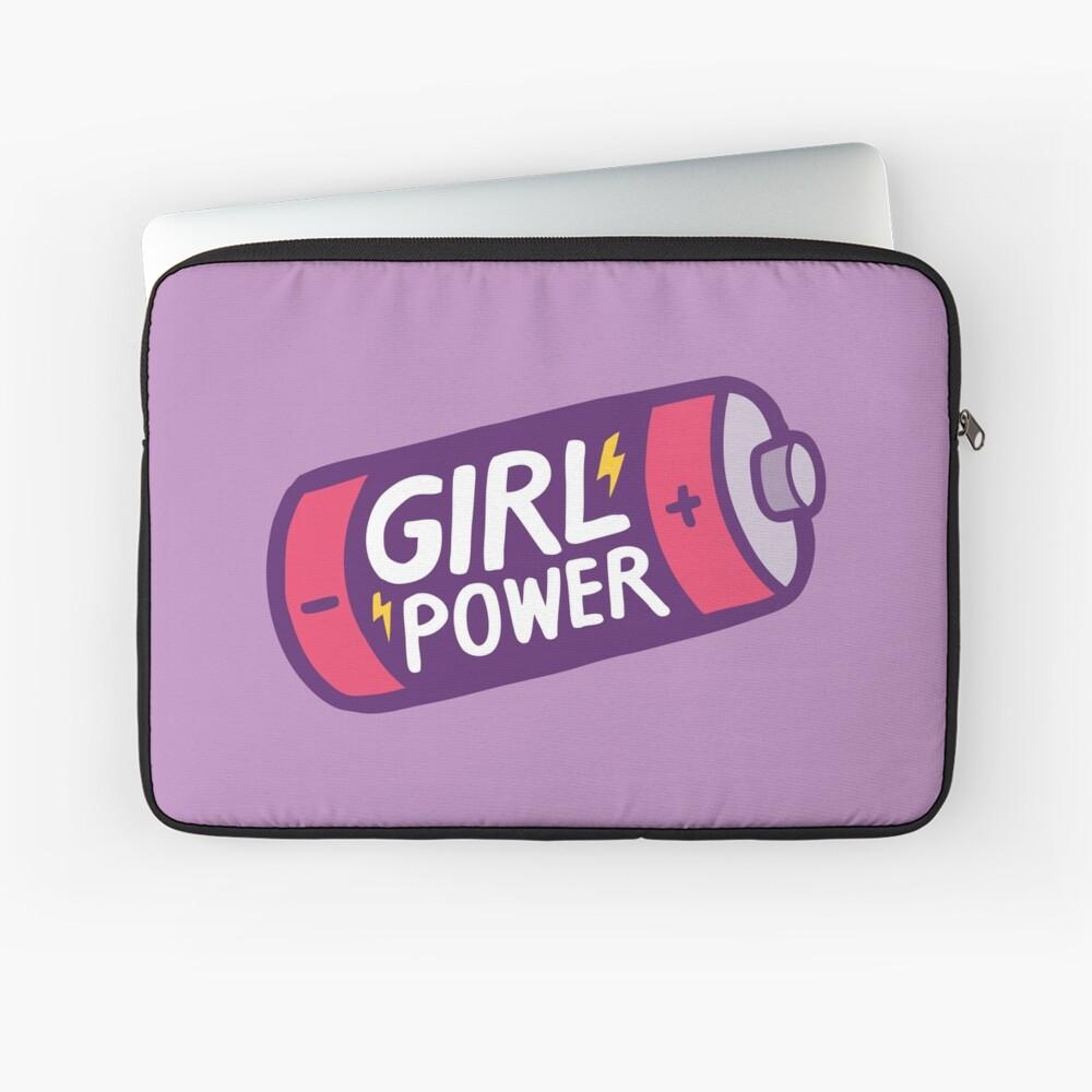Girl Power Laptop Sleeve