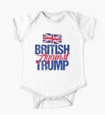 British Against Trump One Piece - Short Sleeve