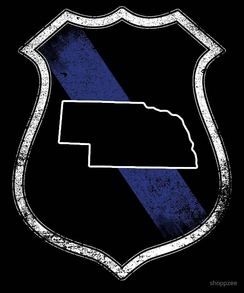 Nebraska State Patrol Nebraska State Police Shirt by shoppzee