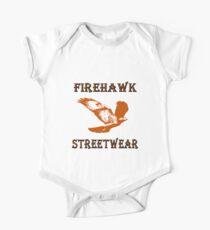 Firehawk Streetwear - Retro One Piece - Short Sleeve