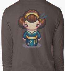 The Blue Geisha Long Sleeve T-Shirt
