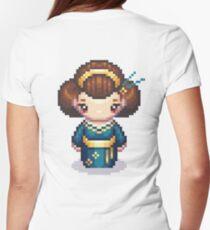 The Blue Geisha Womens Fitted T-Shirt
