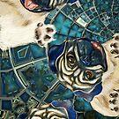 Pugs in Space: Adrift in Bliss by Alma Lee