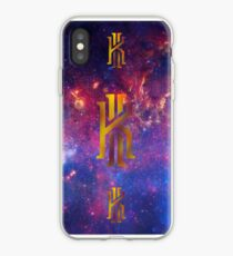 kyrie irving logo space iPhone Case