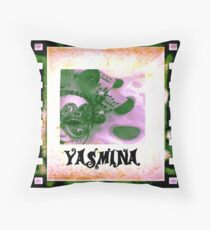 Yasmina - personalize your gift Throw Pillow