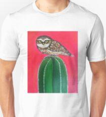 Dessert owl  Unisex T-Shirt