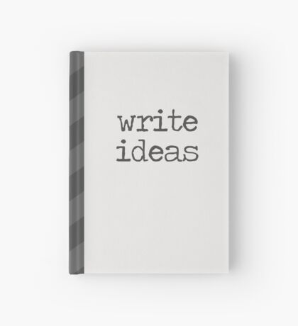 Write Ideas Hardcover Journal