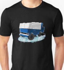 Ice Hockey Ride The Zamboni Goalie Beer League Unisex T-Shirt