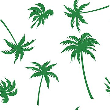 Palm Trees by TaBryant85