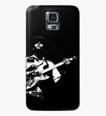 Dark Guitarist Case/Skin for Samsung Galaxy