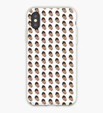 KIM KARDASHIAN CRYING FACE iPhone Case