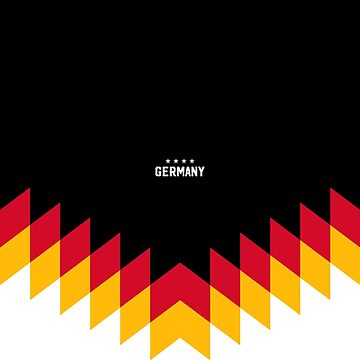 GERMANY DESIGN ROBUST PATTERN by SUBGIRL
