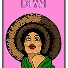 Pink Diva by Adam Regester