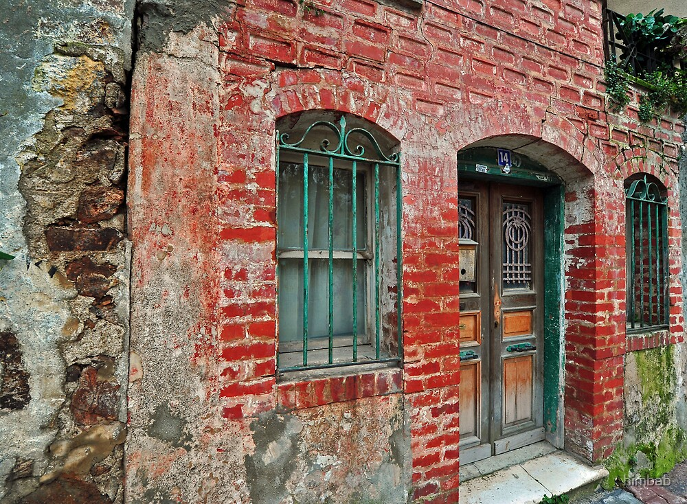 An old house from 1800's by himbab