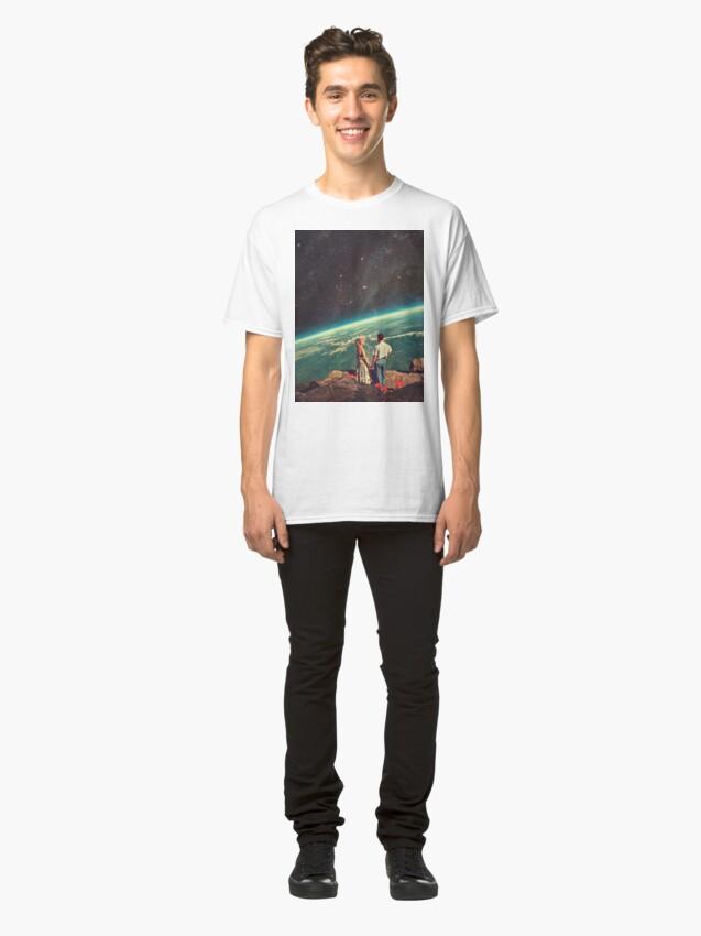Vista alternativa de Camiseta clásica Amor