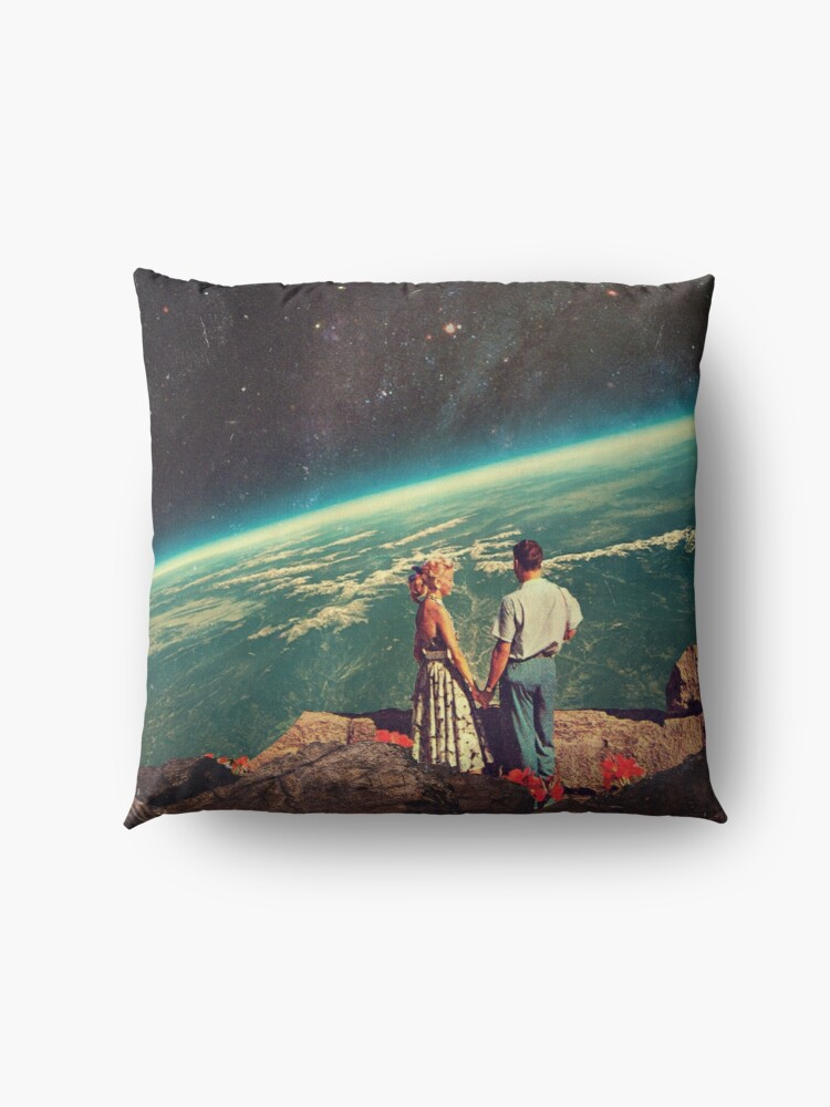 Alternate view of Love Floor Pillow