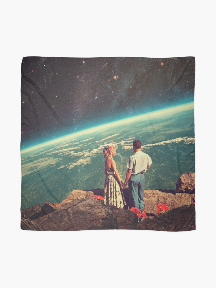 Alternate view of Love Scarf