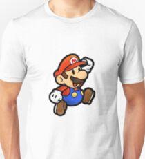 Jumping Mario Unisex T-Shirt