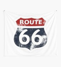 Route 66 My version Wall Tapestry