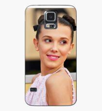 Funda/vinilo para Samsung Galaxy Millie Bobby Brown