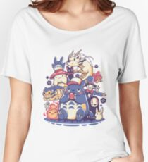 Creatures Spirits and friends Relaxed Fit T-Shirt