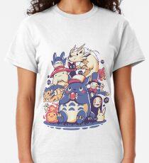Kreaturen Geister und Freunde Classic T-Shirt
