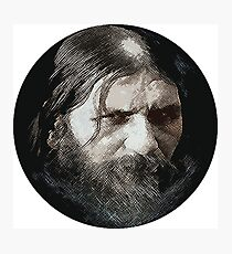 Rasputin Photographic Print
