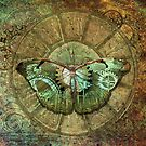 Steampunk Butterfly by RetroArtFactory