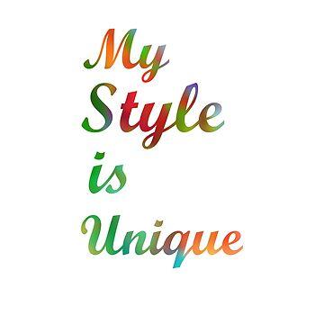 Unique style! by HTaS