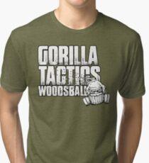 Guerrilla Tactics Woodsball! Tri-blend T-Shirt