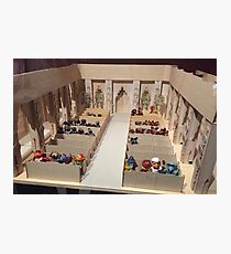 set design for The Muppets Take Manhattan Photographic Print