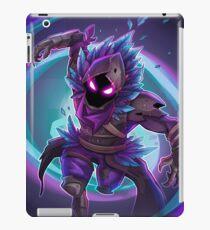 Fortnite Battle Royale - Raven Epic Skin Fan Art iPad Case/Skin