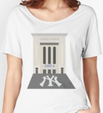 Yankee Stadium Women's Relaxed Fit T-Shirt