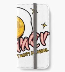 Brinner Time iPhone Wallet/Case/Skin