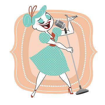 Swing It, Bea! by jothezette