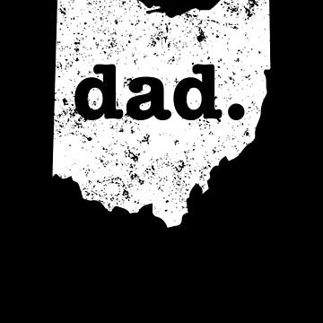 Best Dad Ohio  Funny  For Dad by shoppzee