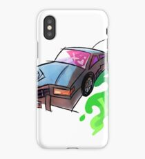 Baddy Caddy iPhone Case