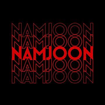 BTS Namjoon by LadyCyprus