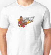 Mike Tyson Guns Out  Unisex T-Shirt