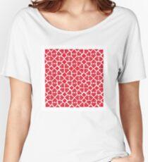 Comme des Garçons mosaic Women's Relaxed Fit T-Shirt