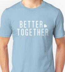 Camiseta ajustada Jack Johnson - Mejor juntos