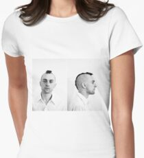 Travis Bickle (Taxi Driver) Women's Fitted T-Shirt