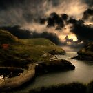 Boscastle by martin bullimore