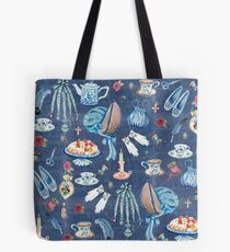 Jane Austens favourite things  Tote Bag