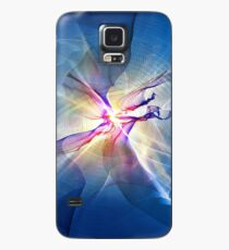 Galaxy Abstract Art Case/Skin for Samsung Galaxy
