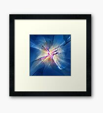 Galaxy Abstract Art Framed Print