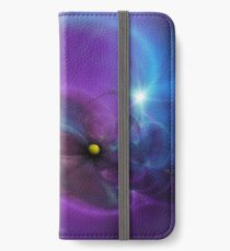 Gravitational Distort Space Abstract Art iPhone Wallet/Case/Skin